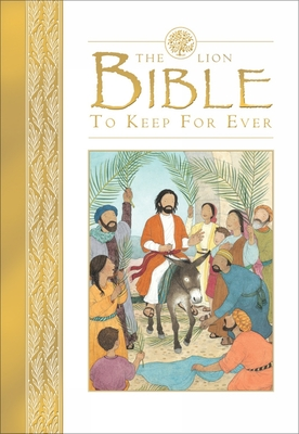 The Lion Bible to Keep for Ever Cover