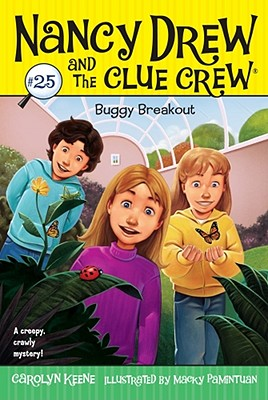 Buggy Breakout (Nancy Drew and the Clue Crew #25) Cover Image