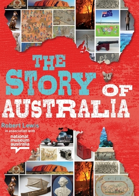 The Story of Australia Cover Image