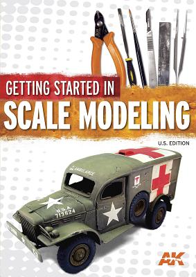Getting Started in Scale Modeling Cover Image
