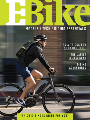 E-Bike: A Guide to E-Bike Models, Technology & Riding Essentials Cover Image