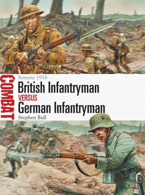 British Infantryman Vs German Infantryman Cover