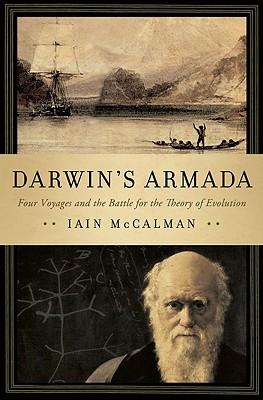 Darwin's Armada Cover