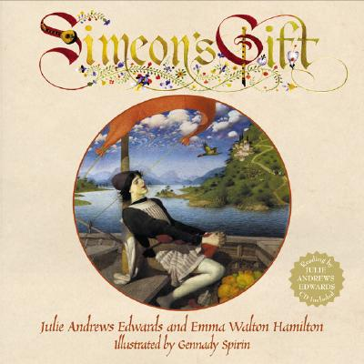 Simeon's Gift [With CD (Audio)] Cover
