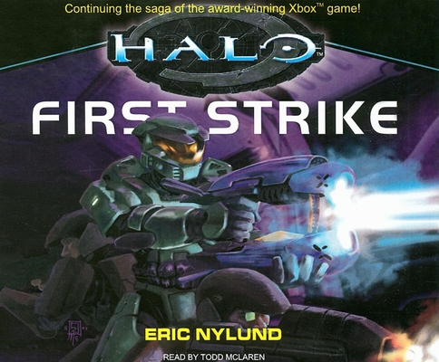 Halo: First Strike (Halo (Audio) #3) Cover Image