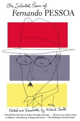 Cover for The Selected Prose of Fernando Pessoa
