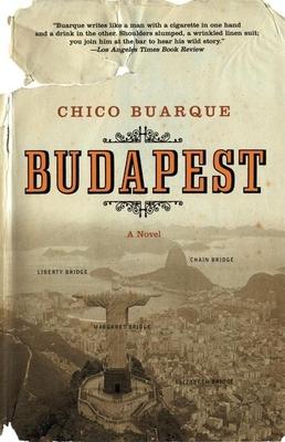 Budapest Cover Image