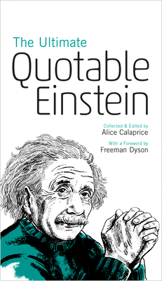 The Ultimate Quotable Einstein Cover Image