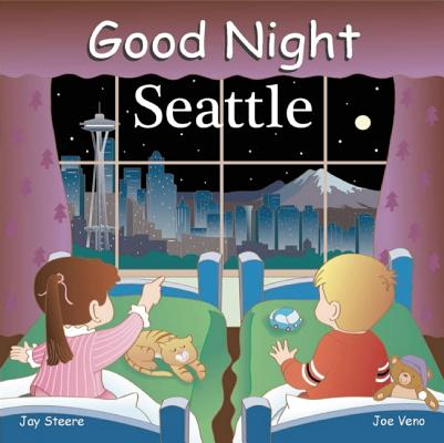 Good Night Seattle (Good Night Our World) Cover Image