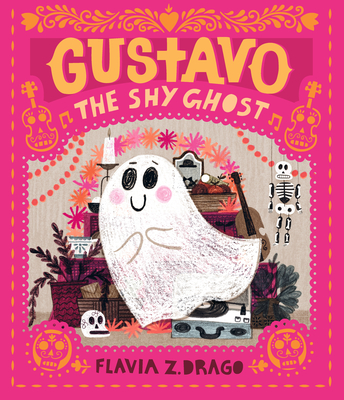 Gustavo, the Shy Ghost Cover Image