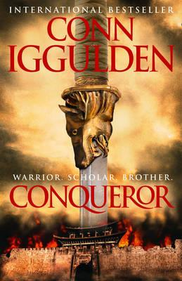 Conqueror Cover Image