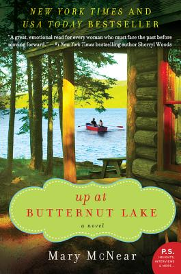 Up at Butternut Lake: A Novel (A Butternut Lake Novel #1) Cover Image