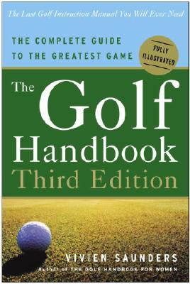 The Golf Handbook Cover