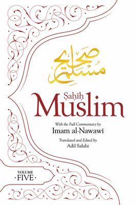 Cover for Sahih Muslim (Volume 5)