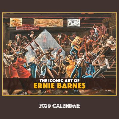 The Iconic Art of Ernie Barnes Cover Image