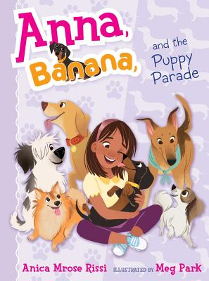 Cover for Anna, Banana, and the Puppy Parade