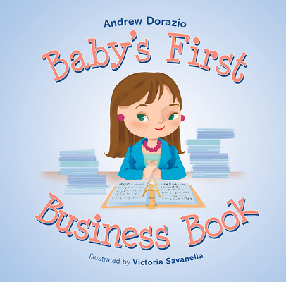 Baby's First Business Book Cover Image