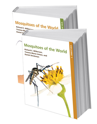 Mosquitoes of the World Cover Image