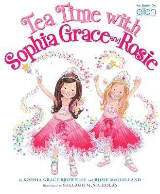 Tea Time with Sophia Grace and Rosie Cover
