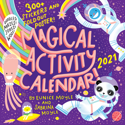 Magical Activity Wall Calendar 2021 Cover Image