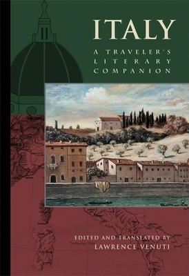 Italy: A Traveler's Literary Companion (Traveler's Literary Companions) Cover Image