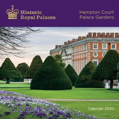 Historic Royal Palaces Hampton Court Palace Gardens Wall Calendar 2020 (Art Calendar) Cover Image