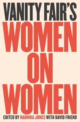 Vanity Fair's Women on Women Cover Image