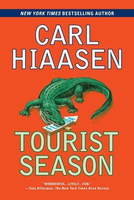 Tourist Season cover image