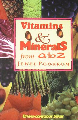 Vitamins and Minerals from A to Z Cover Image