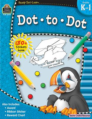 Ready-Set-Learn: Dot to Dot Grd K-1 Cover Image