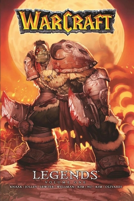 Warcraft Legends, Volume 1 (Blizzard Manga) cover image