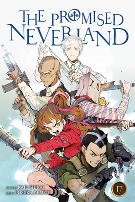 The Promised Neverland, Vol. 17 Cover Image