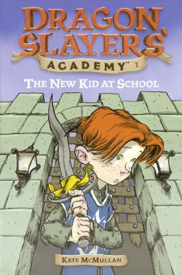 The New Kid at School Cover Image