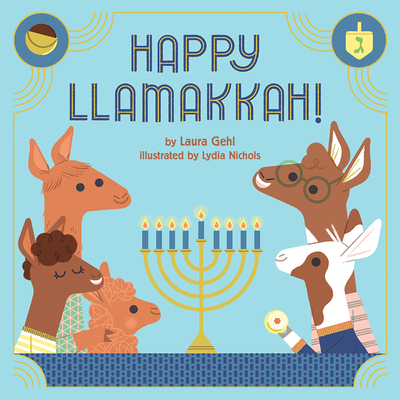 Cover for Happy Llamakkah!