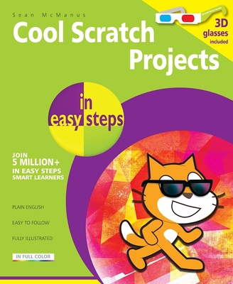 Cool Scratch Projects in Easy Steps Cover Image