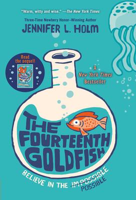 The Fourteenth Goldfish Cover Image
