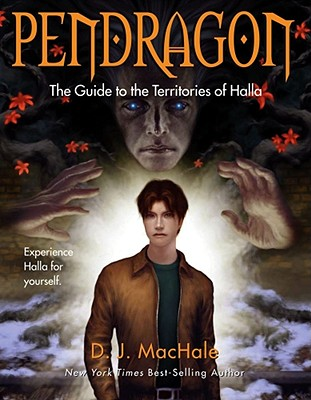 The Guide to the Territories of Halla Cover