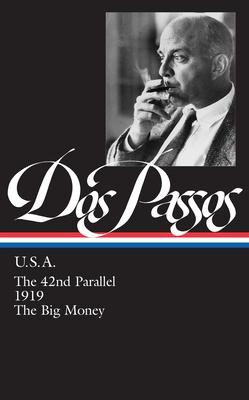 John DOS Passos Cover