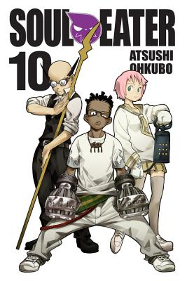 Soul Eater, Vol. 10 Cover Image