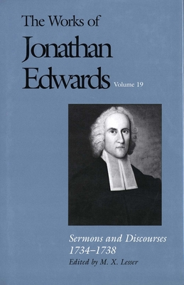 Cover for The Works of Jonathan Edwards, Vol. 19