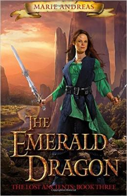 The Emerald Dragon (Lost Ancients #3) Cover Image