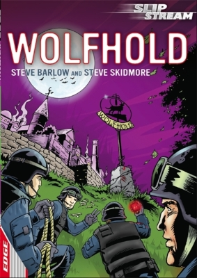 Wolfhold Cover Image