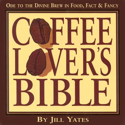 Coffee Lovers' Bible Cover