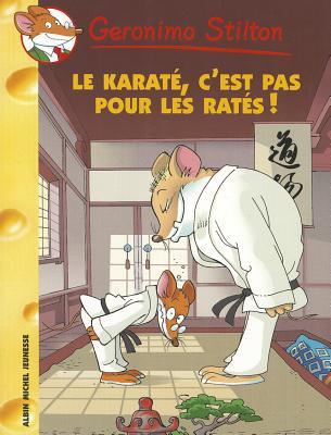 Le Karate C'Est Pas Pour Les Rates N34 Cover Image