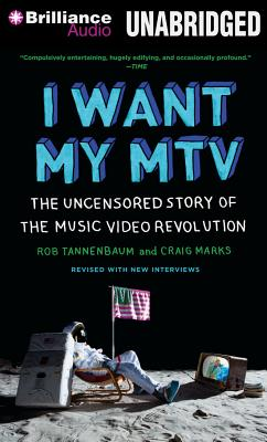 I Want My MTV Cover