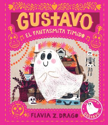 Gustavo, el fantasmita tímido Cover Image