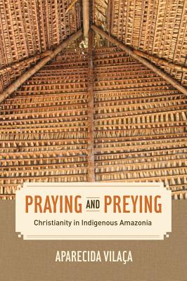 Praying and Preying Cover