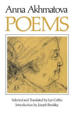 Poems of Anna Andreevna Akhmatova Cover Image