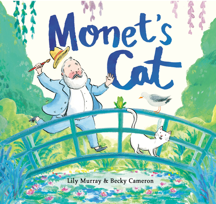 Cover for Monet's Cat