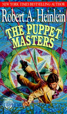 Puppet Masters Cover Image